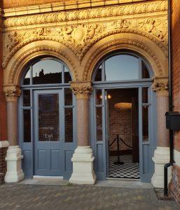 farro's entrance