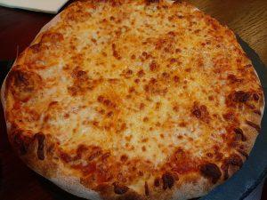 farros margherita pizza