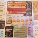 farros menu