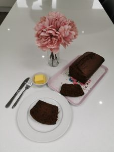 Date & Banana Loaf