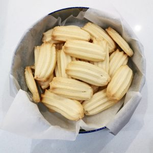 Nani's Biscuits